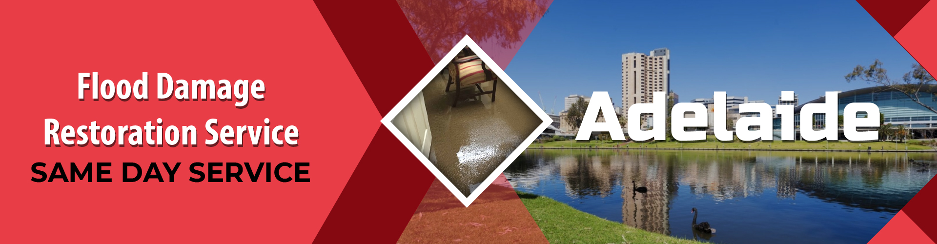 Flood Damage Restoration Adelaide